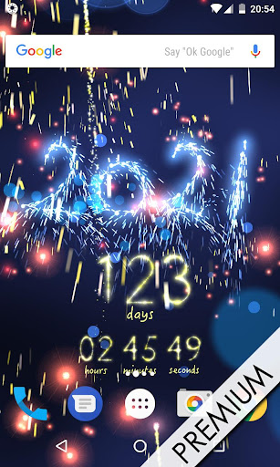 New Year 2021 countdown 5.2.5 Screenshots 11