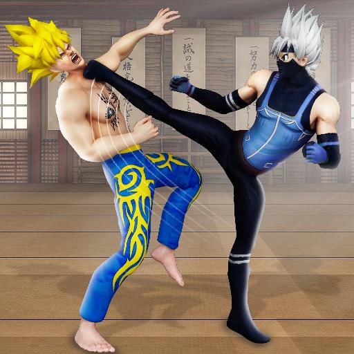 Kung Fu Giochi di combattimento: Lotta Karate