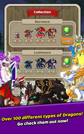 Dragon Village B - Dragon Breeding Puzzle Blast 1.1.29 screenshots 13