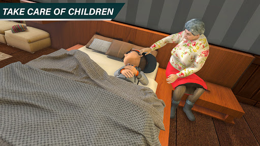 Granny Simulator 3d - Grandma Lifestyle Adventure  screenshots 11