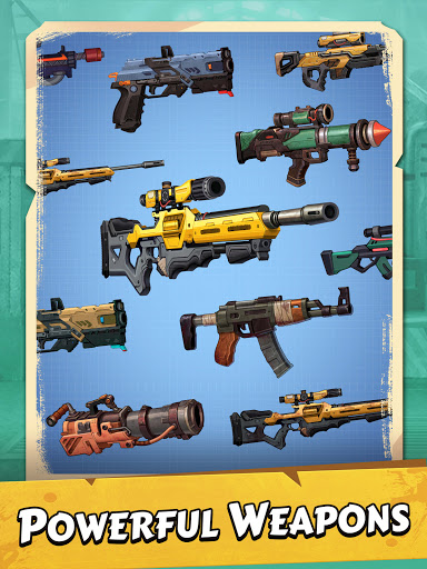 Zombie Survival: Eternal War apkpoly screenshots 15