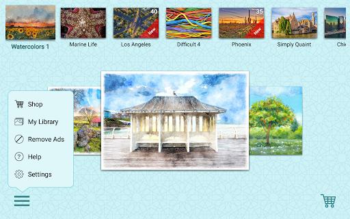 Jigsaw Genius apktram screenshots 10