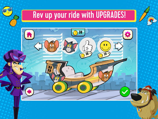 Boomerang Make and Race 2 - Cartoon Racing Game  screenshots 15
