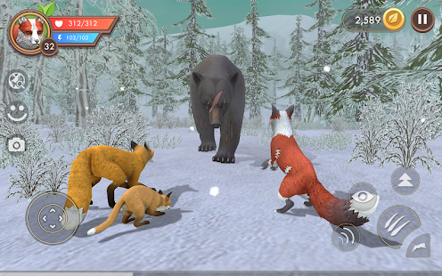 WildCraft: Animal Sim Online 3D Screenshot