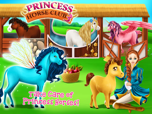 Princess Horse Club 3 - Royal Pony & Unicorn Care 4.0.50017 screenshots 8