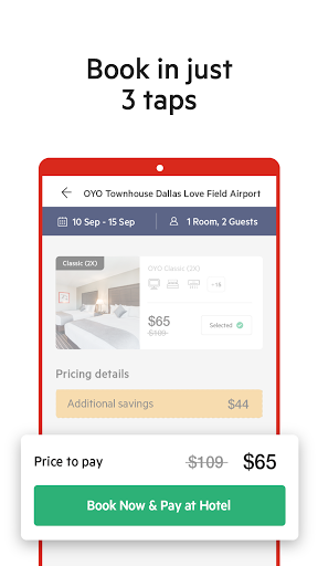 OYO: Travel & Vacation Hotels   Hotel Booking App apktram screenshots 4