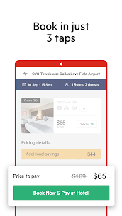 OYO: Travel & Vacation Hotels | Hotel Booking App 4