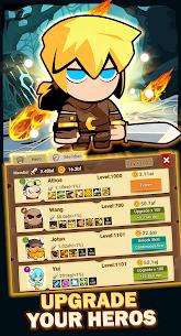 Tap Dungeon Hero MOD APK (Unlocked All Members) Download 4