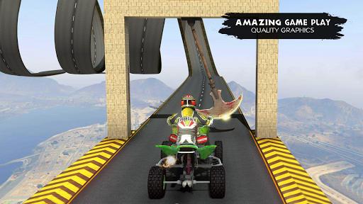 ATV Quad Bike Simulator 2021: Quad stunts Bike 4x4 1.9 screenshots 10