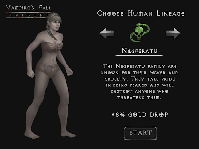 Vampire's Fall: Origins RPG Mod Apk (Free Shopping) 9
