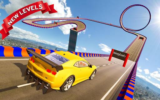 Ramp Car Jump Stunts  screenshots 2