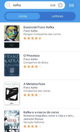 Skoob - Para quem ama livros! android2mod screenshots 3