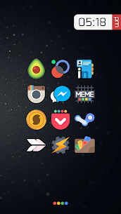 Crispy Icon Pack v2.9.9.9.5 [Patched] 1