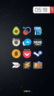 CRISPY - ICON PACK Screenshot