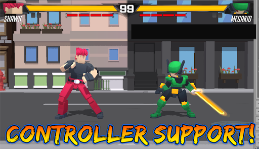 Vita Fighters apkdebit screenshots 4