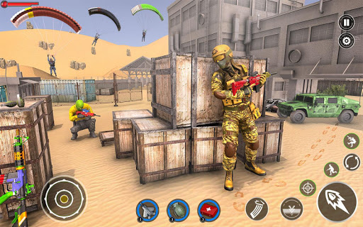 Fps Shooter 2020u2013 Counter Terrorist Shooting Games screenshots 11