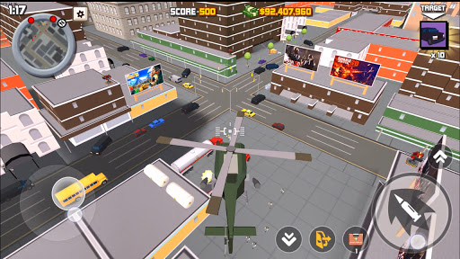 City Battle Roayle: Free Shooting Game- Pixel FPS 1.0.0 screenshots 8