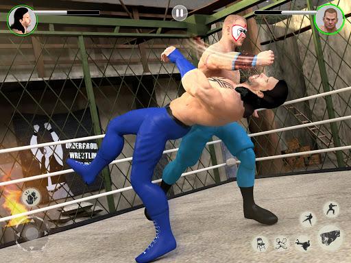 Men Tag Team Wrestling 2019: Fighting Stars Mania 1.0.2 Screenshots 7