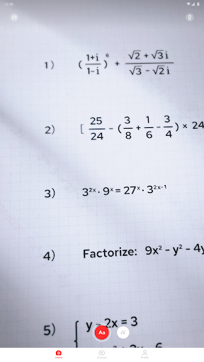 Gauthmath - Talk to a math tutor now! android2mod screenshots 6