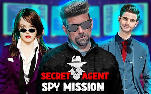 Epic Games Secret agent spy mission game, bank robbery stealth mission mod apk, New 2021* 1