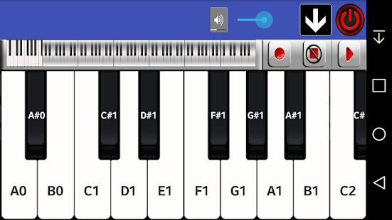 Piano 2.0.28 APK screenshots 2