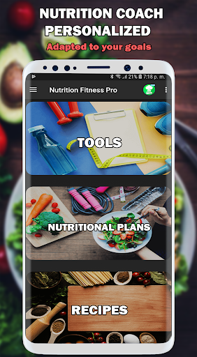 Foto do Nutrition and Fitness Coach: Diets and Recipes