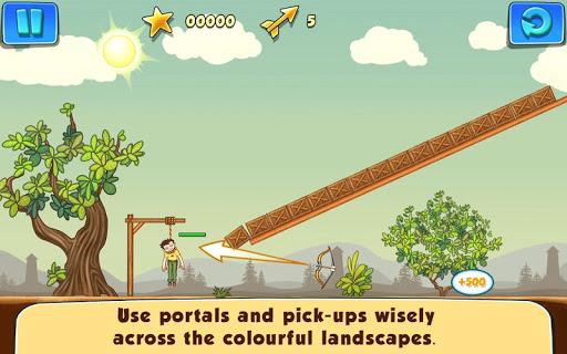 Gibbets 2: Bow Arcade Puzzle  screenshots 2