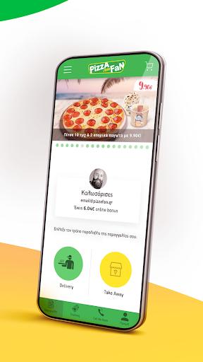 Pizza Fan Greece apktram screenshots 1