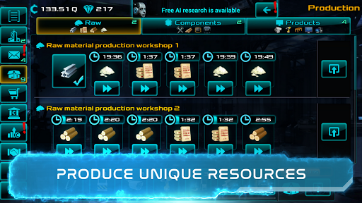 Business Clicker: Sci-Fi Magnate and Capitalist 2.0.14 screenshots 7