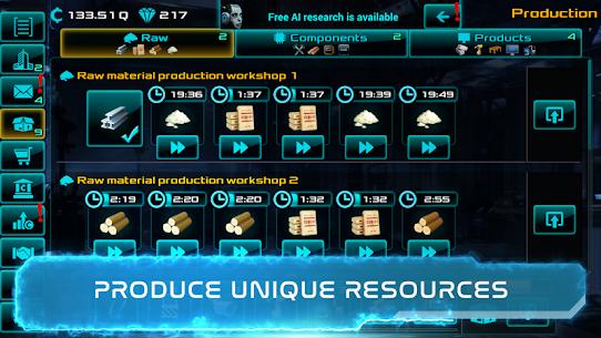Business Clicker: Sci-Fi Magnate and Capitalist Mod Apk (Unlimited Money) 7