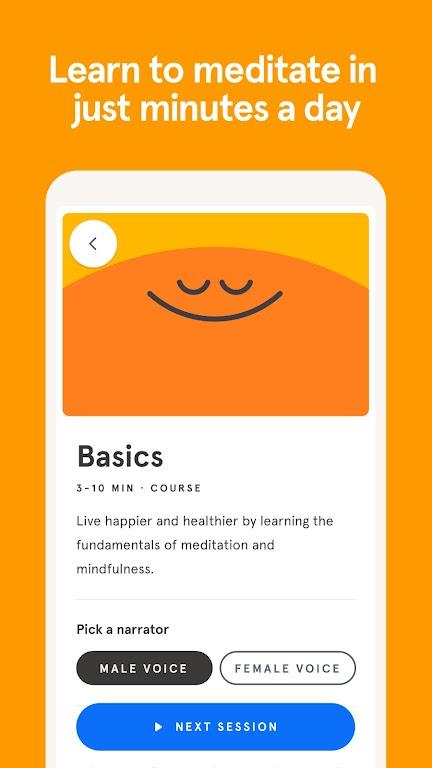 Headspace: Meditation & Sleep  poster 3