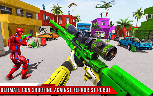 Fps Robot Shooting Games u2013 Counter Terrorist Game 1.6 screenshots 5