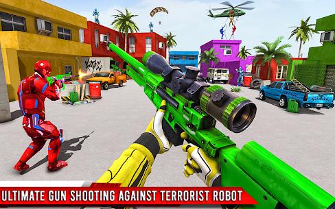 Fps Robot Shooting Games Mod Apk– Counter Terrorist (God Mode) 5