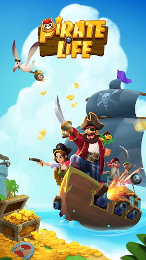 Pirate Life - Be The Pirate King & Master of Coins 0.1 screenshots 1