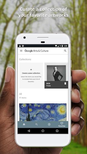 Google Arts & Culture android2mod screenshots 5