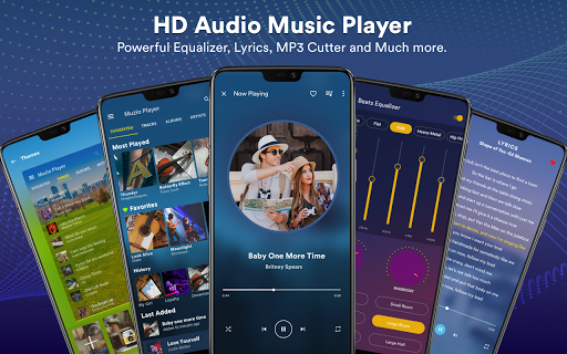 Download APK: Music Player – Mp3 Player v6.6.8 build 100668004 [Premium] [Mod]