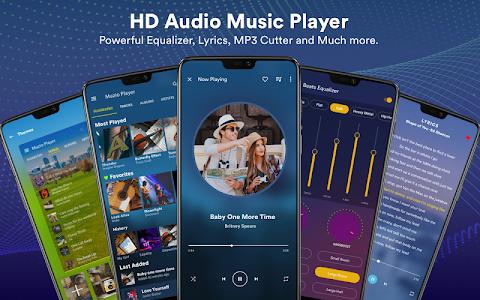 Music Player - MP3 Player 6.6.8 b100668005 (Premium) (Mod)