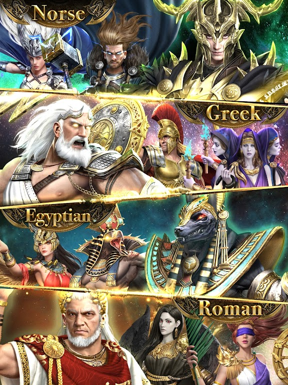 Gods Mobile  poster 9