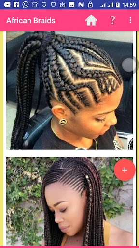 AFRICAN BRAIDS 2020 1.3 Screenshots 6
