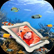 Aquarium Beautiful Photo Frames
