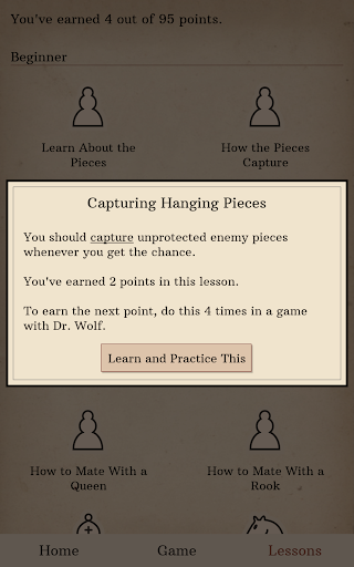 Learn Chess with Dr. Wolf  Screenshots 17