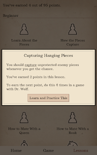 Learn Chess with Dr. Wolf Apk Download, NEW 2021 11
