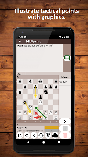 Chess Openings Trainer Pro modavailable screenshots 5