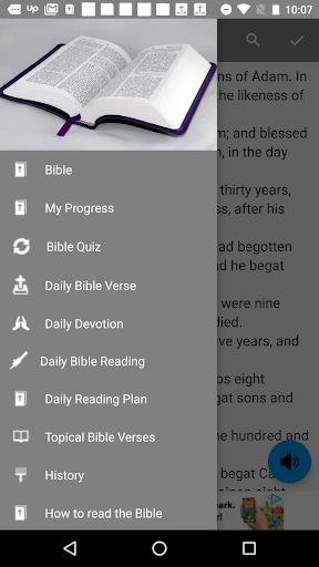 King James Bible - KJV Offline Free Holy Bible 238 Screenshots 7