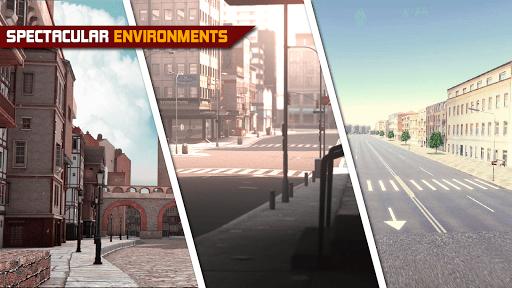 simulateur de bus: jeu de stationnement de bus APK MOD (Astuce) screenshots 5