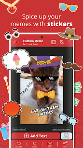 Meme Generator PRO MOD (FREE TO PURCHASE) APK for Android 3