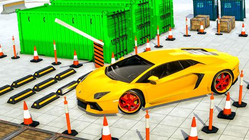 Modern Car Parking Game 3D :Free car driving Games  screenshots 1