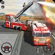 Fire Truck Driving School: 911 Emergency Response