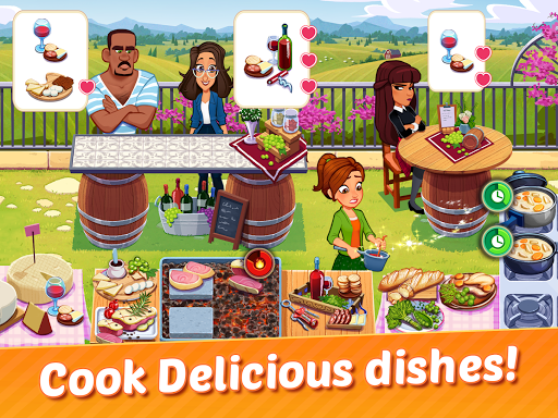 Delicious World - Cooking Restaurant Game 1.16.4 screenshots 9