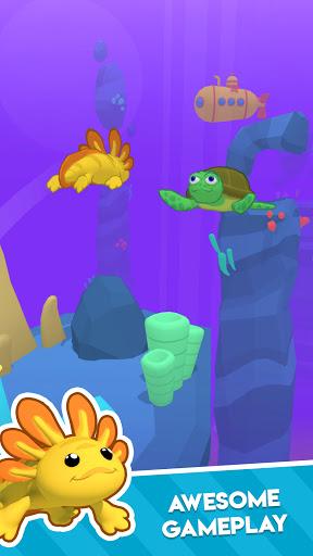 Axolotl Rush apkdebit screenshots 2